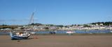 instow beach looking towards Appledore