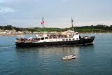 The ship to Lundy Island returns