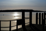 Late afternoon Mudeford Quay
