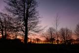 Sunset in Bideford, North Devon