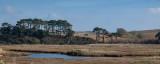 Otter Estuary at Budleigh Salterton