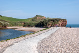 Budleigh Salterton - The River Otter