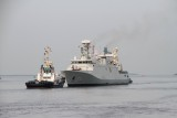 Royal Moroccan Navy 614 Sultan Moulay Ismail  - SIGMA frigate 9813