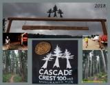 Finish - Cascade Crest 100 Mile Endurance Run 2018