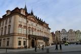 National Gallery in Prague – Kinský Palace (Národní galerie v Praze – palác Kinských)
