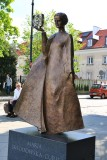 Monument to Marie Curie