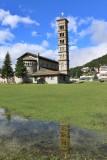 Saint Moritz. Catholic Church St.Charles