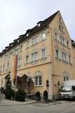 Würzburg. Hotel Rebstock