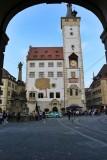 Würzburg. Old Town Hall
