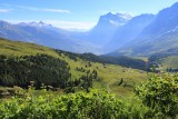 View from Kleine  Scheidegg
