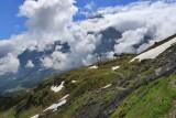 Hiking from Männlichen to Kleine Scheidegg
