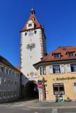 Gengenbach. Kinzigtor (Kinzig Gate)