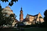 Gengenbach. Gengenbach Abbey and Church of St.Marien