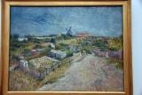 Kitchen Gardens on Montmartre (1887) - Vincent Van Gogh - 3952