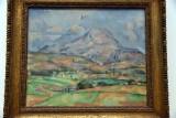 La Montagne Sainte Victoire (1888) - Paul Cézanne - 3954