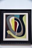 Untitled, Around the core of the matter (1941) - Kurt Schwitters - 3984