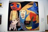 Man and Animals (1949) - Karel Appel - 3988