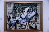 Femme nue devant le jardin (1956) - Pablo Picasso - 3992