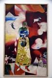 La Femme enceinte/Maternité (1913) - Marc Chagall - 4014