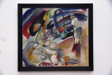 Improvisation 33 (Orient I) (1913) - Wassily Kandinsky - 4021