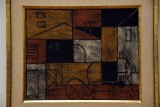 Abstract Form with Triangles (1936) - Joaquin Torres-Garcia - 4030