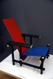 Red and Blue Chair (design 1919-1923) - Gerrit Rietveld - 4036
