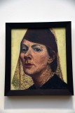 Self-Portrait with Hat and Veil (1938) - Charley Toorop - 4057
