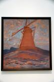 Windmill (1917) - Pietr Mondrian - 4096