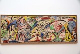 The Water Bull (1946) from the Accabonac Creek series - Jackson Pollock - 4105