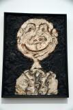 Personnage hilare, Portrait de Francis Ponge (1947) - Jean Dubuffet - 4110