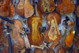 L'Attila des violons (1968), détail - Arman - 4145