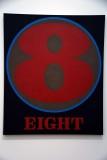 Eight (1965) - Robert Indiana - 4162