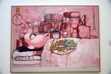 Painting, Smoking, Eating (1973) - Philip Guston - 4221