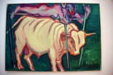 Virgin with Bull. Virgin Initiation (1994-2002) - Maria Lassnig - 4228
