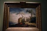 Landscape with the Prophet Elijah (1610) - Abraham Bloemaert - 5127