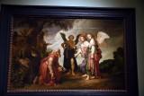 Abraham and the Three Angels (1623) - Pieter Lastman - 5133