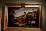 God appears to Abraham at Shechem (1614) - Pieter Lastman - 5135
