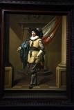 Portrait of Loef Frederick as an Ensign (1626) - Thomas de Keyser - 5137