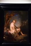 Woman Bathing (1660-1665) - Gerard Dou - 5147