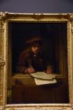 Self-Portrait (1645-1650) - Samuel van Hoogstraten - 5165
