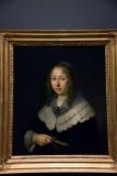 Portrait of Cornelia Haringh (1645) - Govert Flinck - 5168