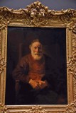 Old Man in Red (1654) - Rembrandt Harmenszoon van Rijn - 5186