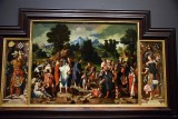 The Healing of the Blind Man of Jericho (1531) - Lucas van Leyden - 5209