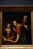 Singing Lesson, The Concert (1652) - Herman van Aldewereld - 5213