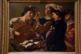 Concert (1621-1623) - Dirck van Barburen - 5222