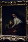 the Prophetess Hannah Instructing a Child (1650-1655) - Willem Drost - 5225