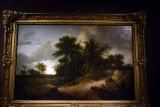 Hut in a Landscape with Dunes (1646) - Jacob van Ruisdael - 5289