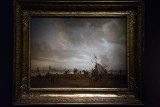 Winter Landscape near The Hague (1645) - Jan van Goyen - 5293