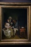 The Glass of Lemonade (1663-1664) - Gerard ter Borch (de Jongere) - 5302