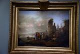 Seaport (1655-1665) - Philiips Wouwerman - 5306